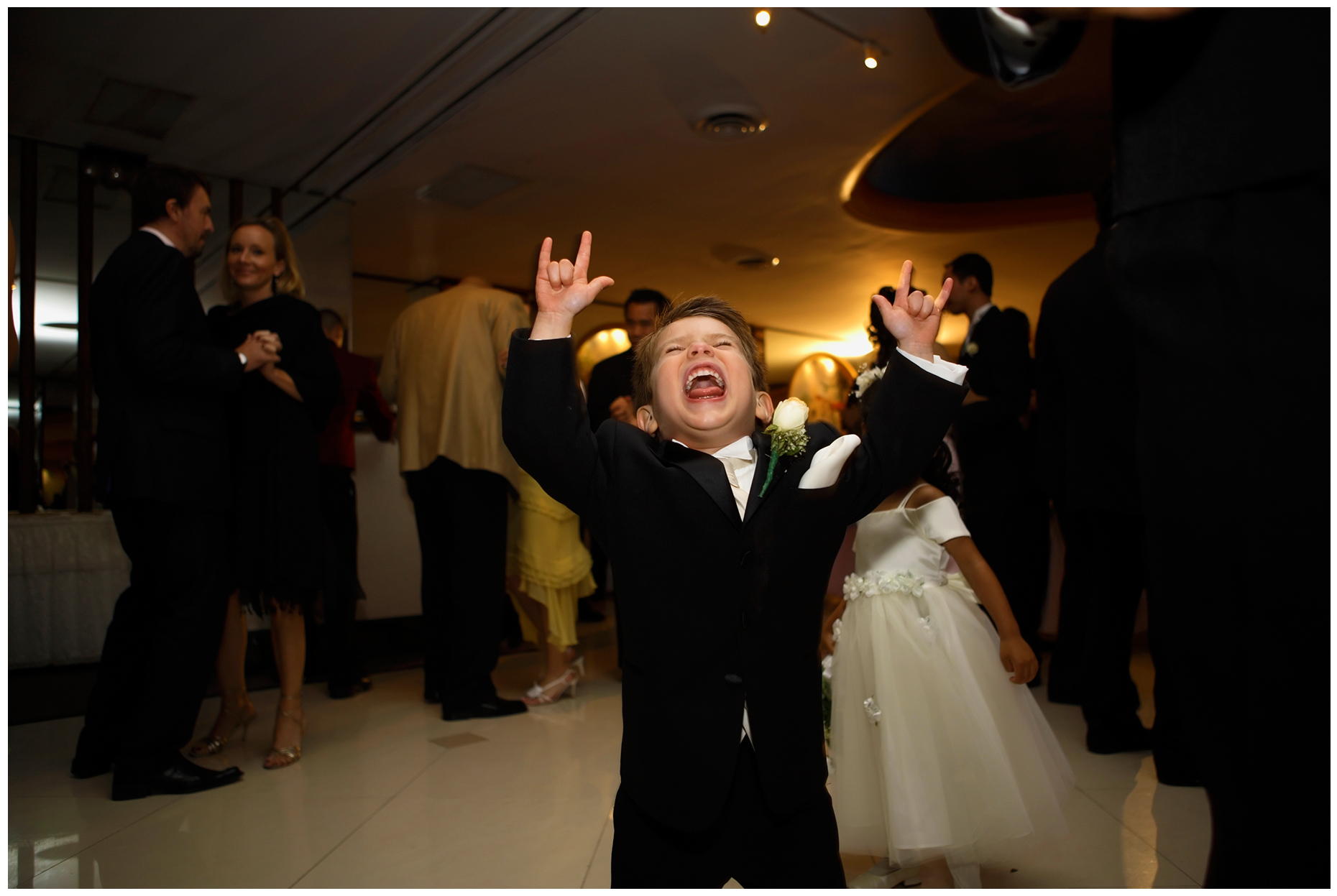Jensen Larson Photography | New York City Wedding