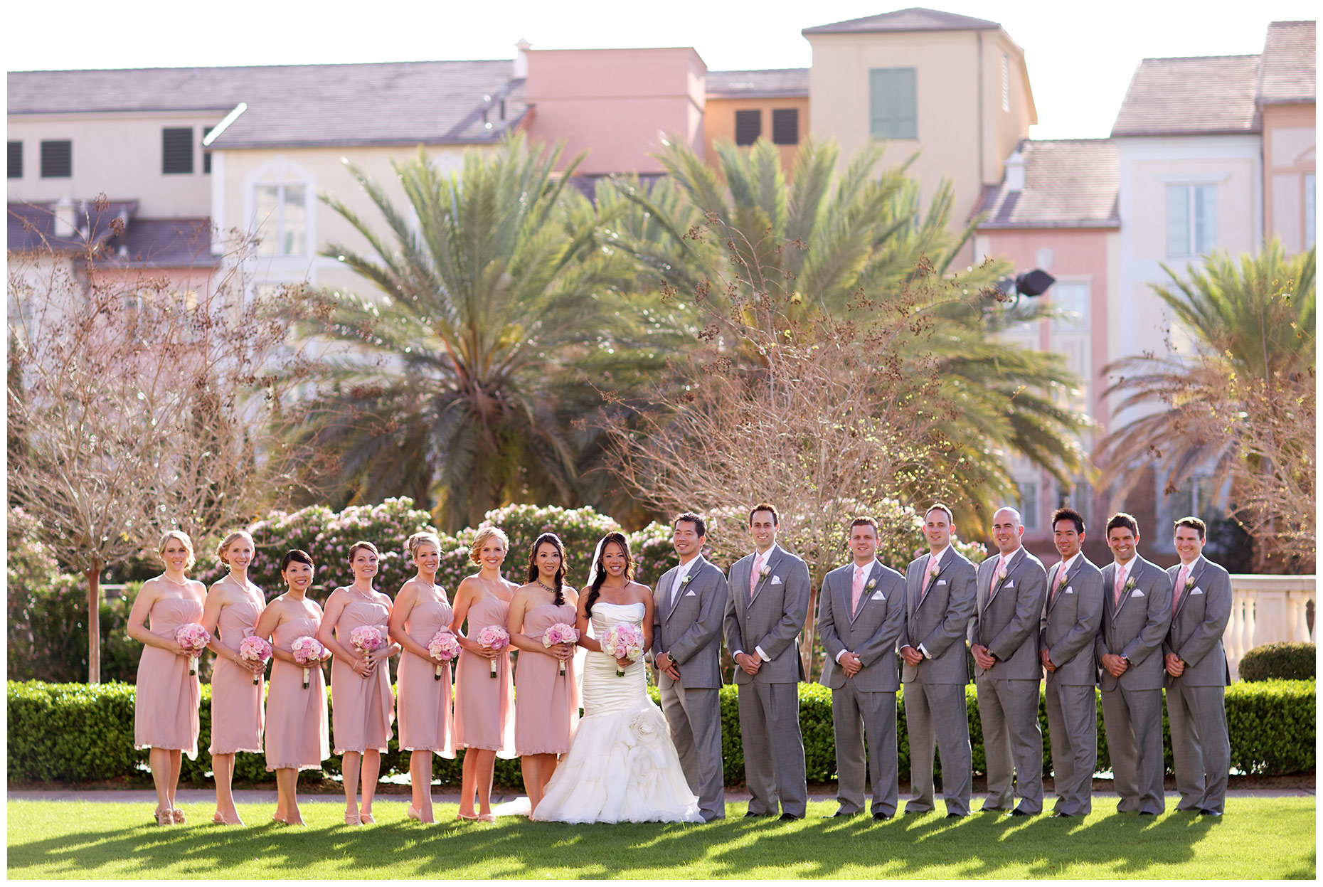 Jensen Larson Photography | Portofino Bay Hotel Wedding