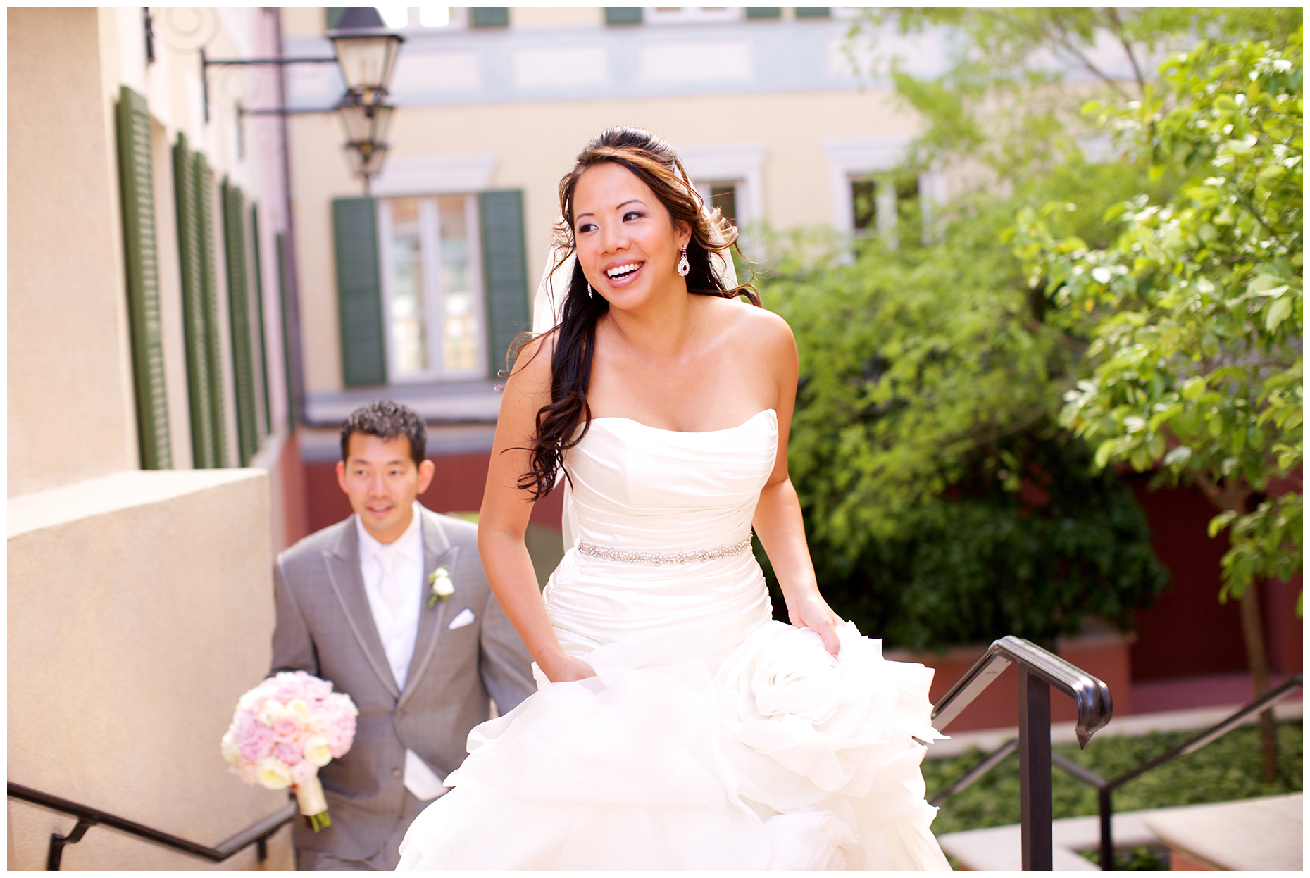 Jensen Larson Photography | Wedding at the Portofino Bay Hotel Orlando Florida