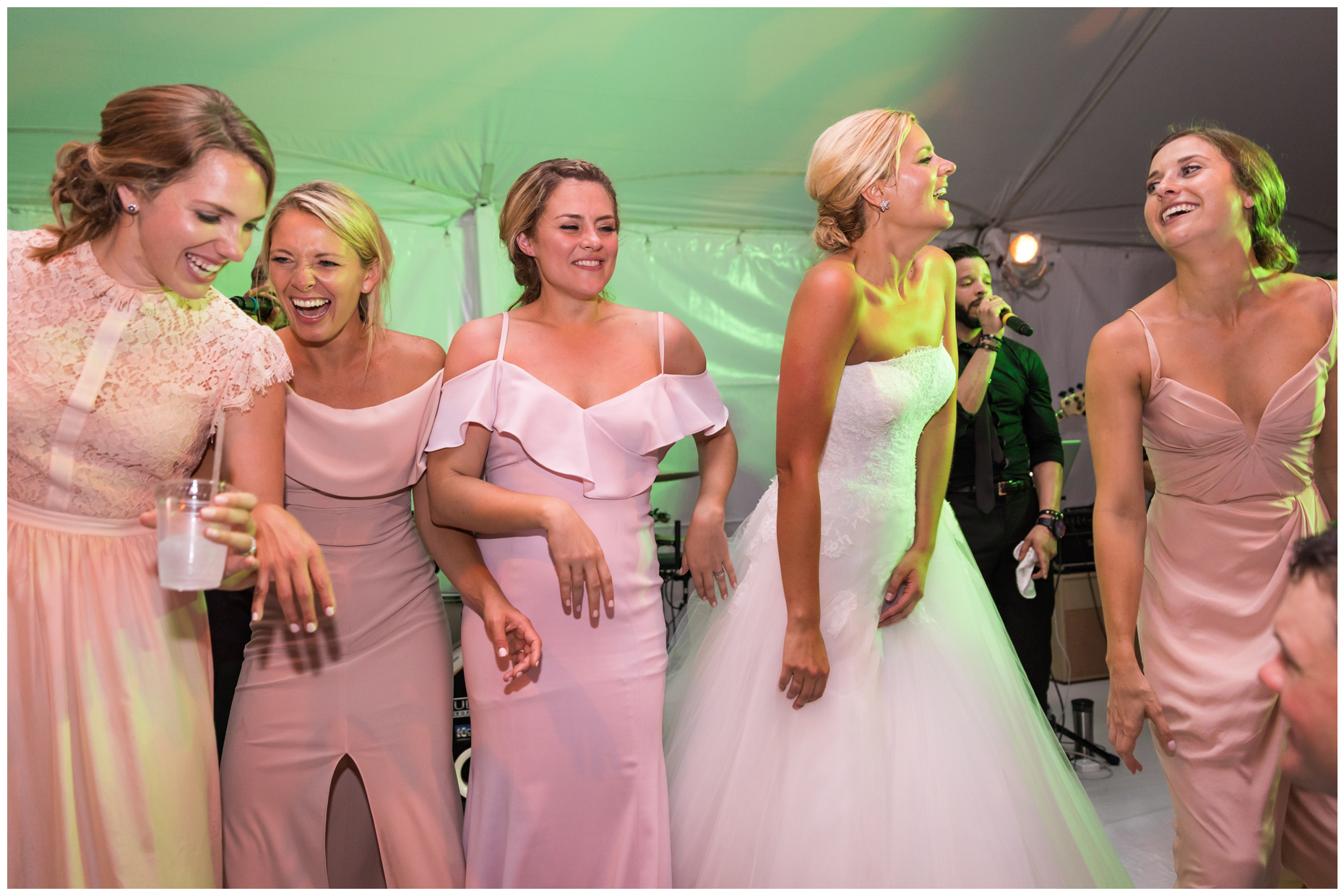 Jensen Larson Photography | Chapel At Windsor Wedding | Reception at John