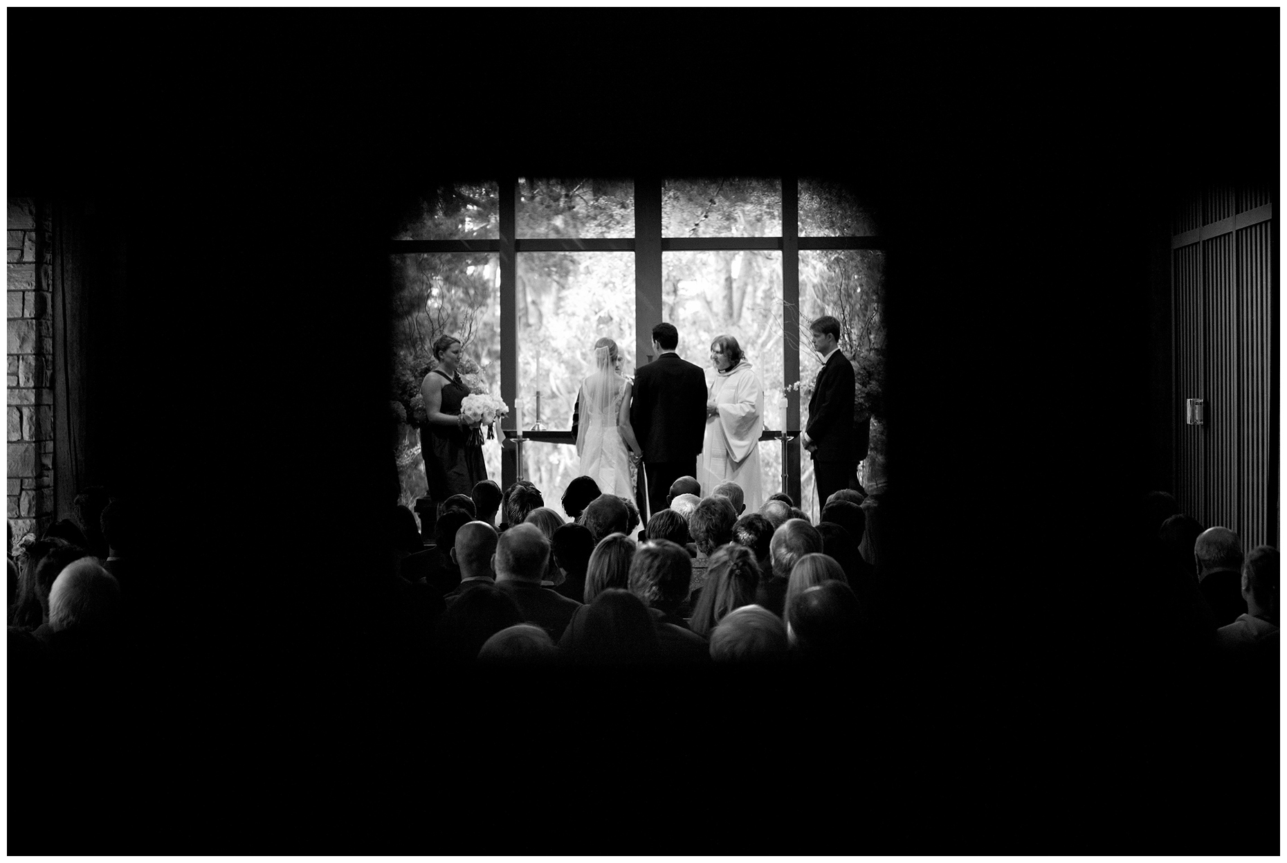 Jensen Larson Photography | Church in The Forest Wedding|