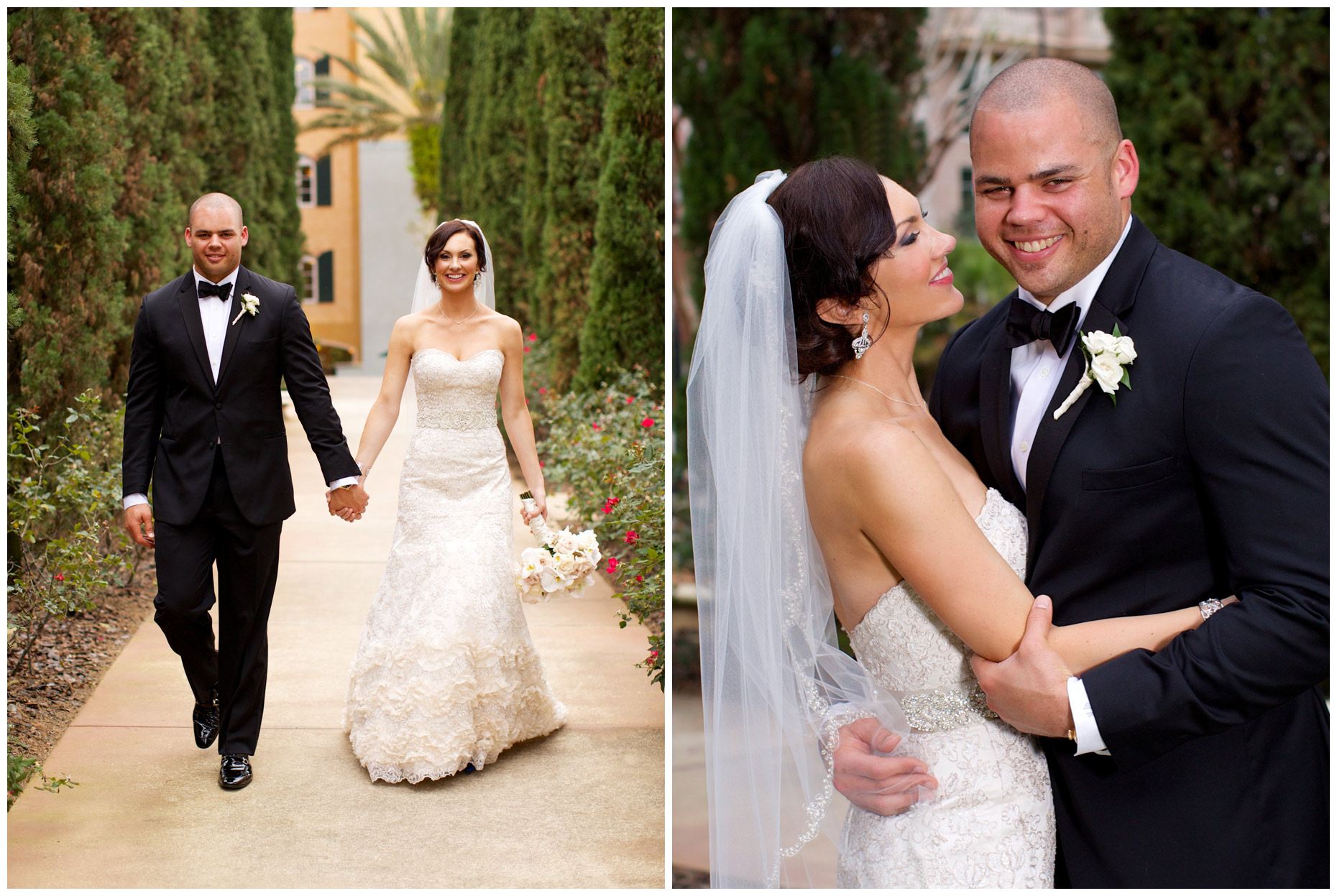 Jensen Larson Photography | Loews Portofino Bay Wedding